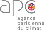 logo APC : agence parisenne pour le climat